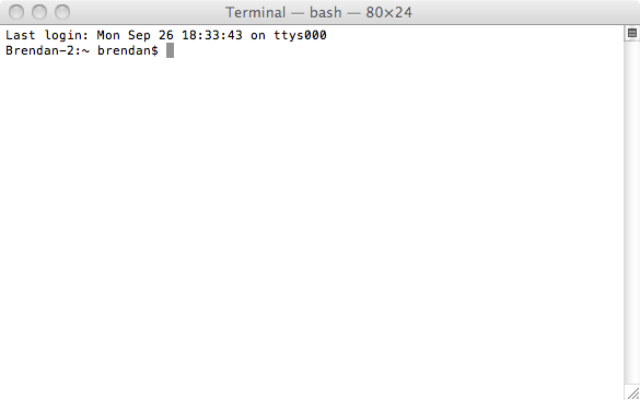 Brendan's blog » Top 10 DTrace scripts for Mac OS X